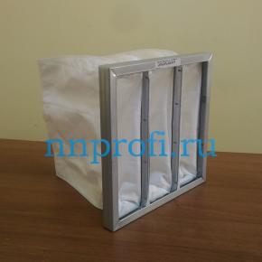 Карманные фильтры грубой очистки ФВК G2-F5